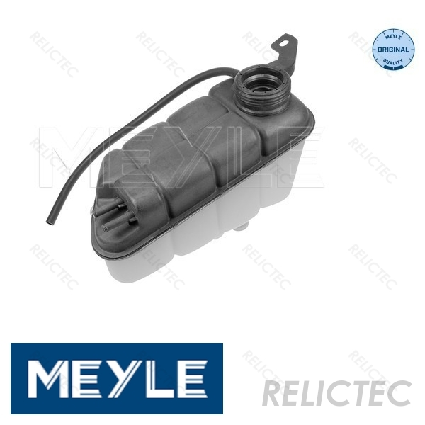 NEW Mercedes W220 CL500 CL600 Engine Coolant Recovery Tank Meyle 220 500 00 49