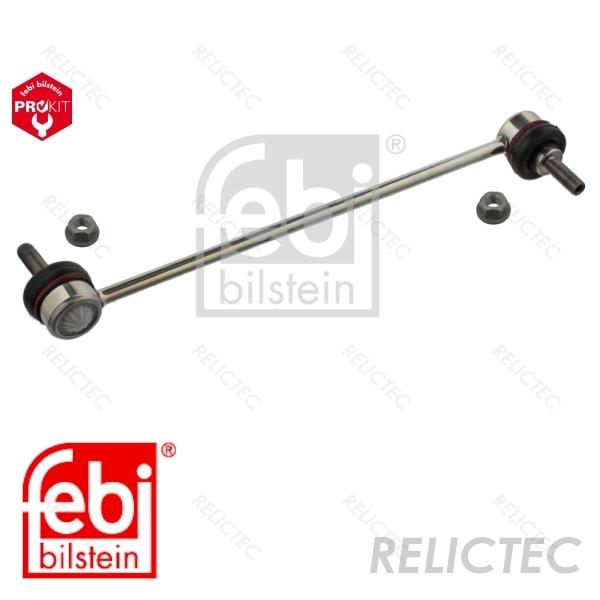 2x Alfa Romeo Mito Giuiletta Front Stabiliser Anti Roll Bar Drop Links 55700753