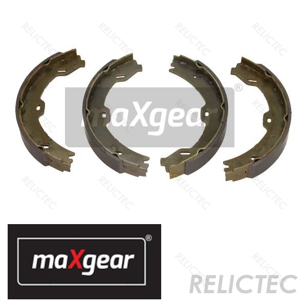 Mercedes E-Class W211 E280 CDi Genuine Mintex Rear Handbrake Shoe Accessory Kit