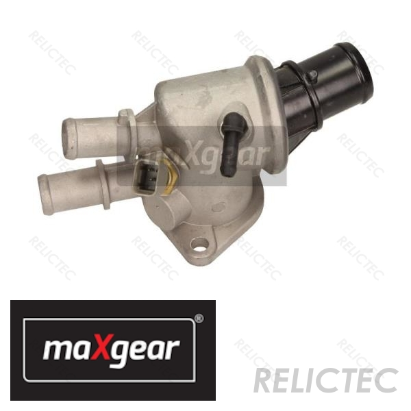Coolant Thermostat Ftk181 First Line 46546375 60815681 Top Quality Replacement Thermostaten