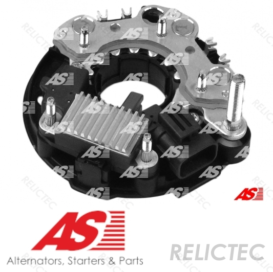 Alternator Rectifier Repair Kit Arr2002 For Hitachi L170g