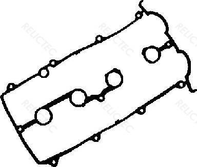 Cylinder Head Rocker Cover Gasket Mazda Ford626 Iv 4mx 6probe Ii
