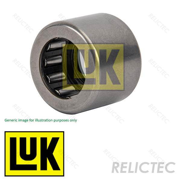 OPEL MANTA A B Clutch Pilot Bearing 1.3 1.6 1.8 1.9 2.0 75 to 88 LuK 614706 New