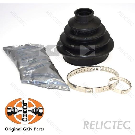 CITROEN XM Y3 Y4 CV Joint Boot Kit Front Inner 2.0 3.0 2.1D 2.5D 89 to 00 C.V.