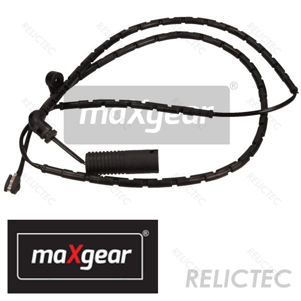 Genuine TRW Rear Brake Pad Wear Sensor GIC214