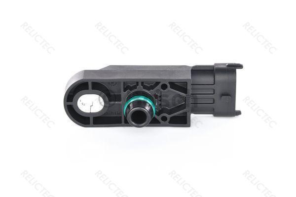 Opel Vivaro 2.0D MAP Sensor 2006 sur collecteur Pression Bosch E1428C 1320802 NEUF