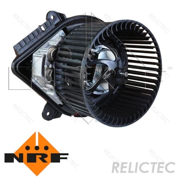 1.1 Petrol Heater Blower Fan Resistor Mk2 Fits 106