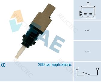 Fiat Doblo 223 1.3 D Multijet Genuine Lemark Brake Light Swich Replacement