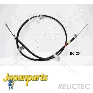 Japanparts BC-231 Parking Brake Cable