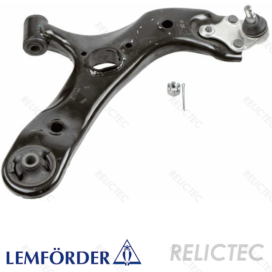 Febest 48068-12300 Oem Toyota Right Front Arm