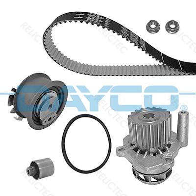 Conjunto de correa dentada bomba agua original ina audi skoda seat VW Passat 1.9 TDI 2.0
