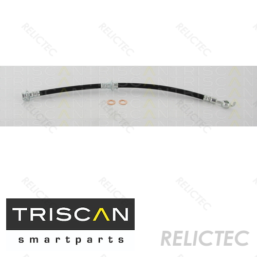Fits Isuzu Trooper 3.1 TD Genuine Delphi Front Brake Hose