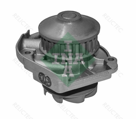 Contitech Courroie de distribution ct997wp1 rôle Pompe à eau Fiat PANDA PUNTO UNO 1.1