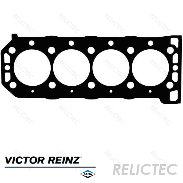FOR ROVER 25 45 100 200 400 CABRIOLET MULTI LAYER STEEL MLS CYLINDER HEAD GASKET