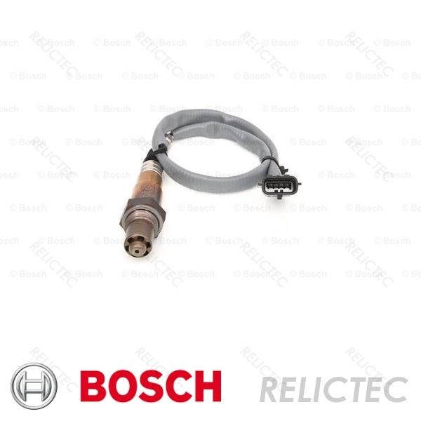 Bosch Lambda Oxygène Capteur O2 0258006199