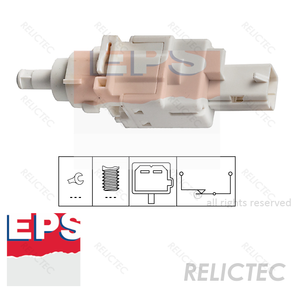 Details about ke Light Clutch Cruise Control Switch Fiat Peugeot Alfa on