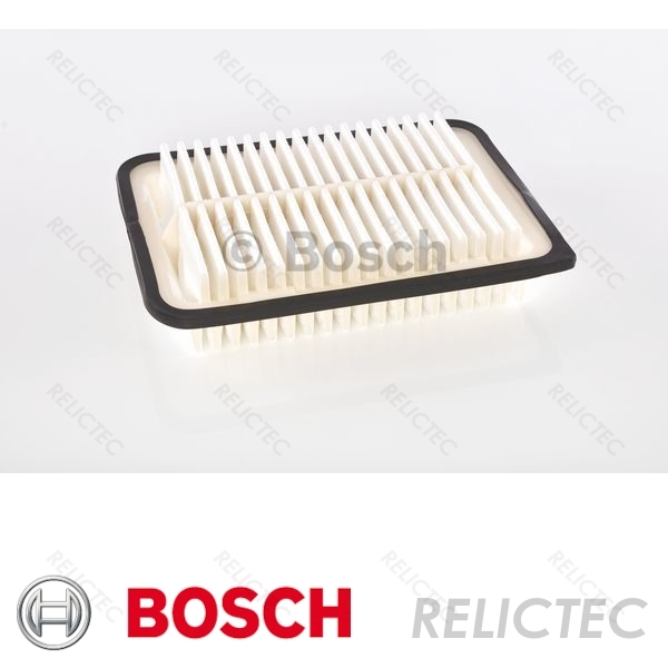 BORG /& BECK AIR FILTER FOR TOYOTA YARIS PETROL 1.3 HATCHBACK 64KW