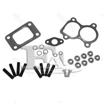 Turbocharger Mounting Gasket Kit For Renaultmegane I 1megane