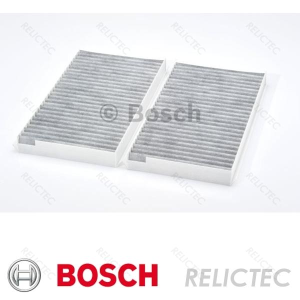 Fits BMW 5 Series E60 530i Genuine Borg /& Beck Engine Air Filter