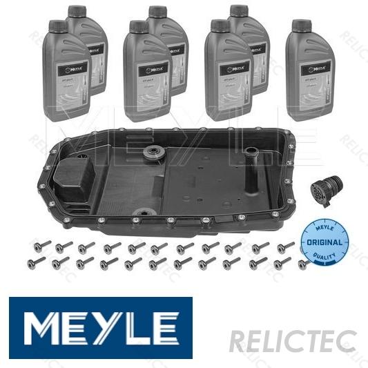 Automatic Transmission Oil Change Kit BMW:E90,E91,E60,E92