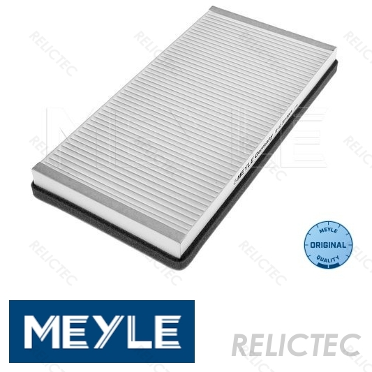 Porsche 911 996 3.6 Genuine MANN Cabin Pollen Interior Air Filter Service